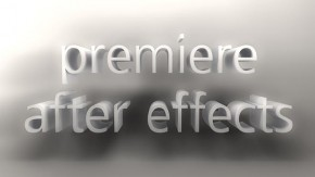 Premiere & After Effects Fundamentals