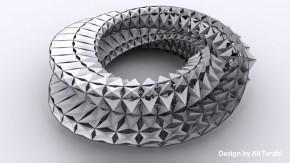 para3D Surface panelling