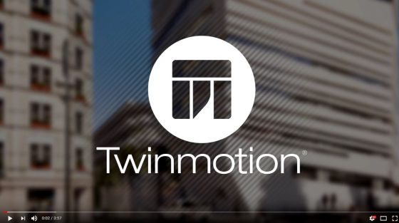 Designstrategies - Twinmotion 2019 Introduction by askNK