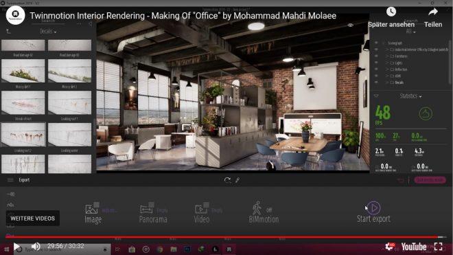 Designstrategies - How to Enhance Interior Renderings in