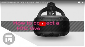 How to connect VR-glasses to twinmotion