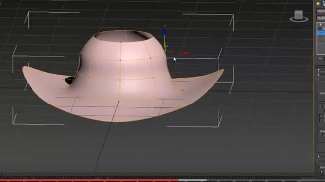 Designstrategies - 3ds Max Spline modeling technique Part 2