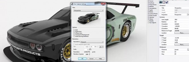 Designstrategies - Real time Rendering in Rhino 6 by Kyle Houchens