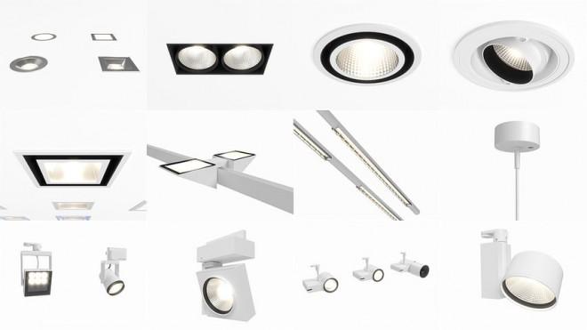 Designstrategies Erco Lighting And Setup In Rhino