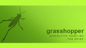Grashoppper (Parametric modeling)