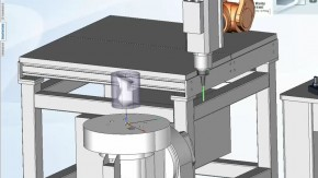 Sprutcam milling strategies